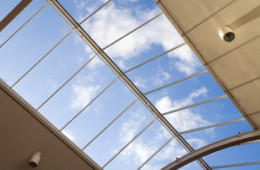 Skylight Glass