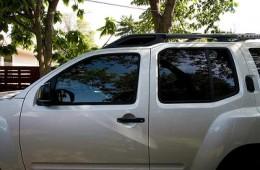 SUV Auto Glass
